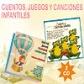 VARIOS - CD2 CUENTOS, JUEGOS Y CANCIONES INFANTILES