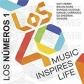 VARIOS - LOS Nº1 DE 40 PRINCIPALES MUSIC INSPIRES LIFE(2017