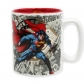 ARTICULOS REGALO:TAZA DC COMICS SUPERMAN