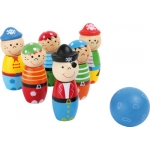 ARTICULOS REGALO:BOLOS PIRATAS / BOWLING PIRATEN