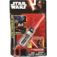 ARTICULOS REGALO:SABLE DE LUZ DARTH VADER STAR WARS CON FIJA