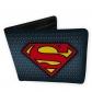 ARTICULOS REGALO:CARTERA DC SUPERMAN VINYL