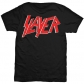 SLAYER: T-SHIRT=-CLASSIC LOGO ACID (CAMISETA) -IMPORTACION-
