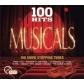 VARIOS - 100 HITS - MUSICALS (DIGIPACK) -5CD- (IMPORTACION)