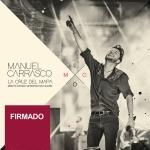 MANUEL CARRASCO:LA CRUZ DEL MAPA DIRECTO.3CD+DVD.(EDIC.FIRM