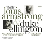 LOUIS ARMSTRONG & DUKE ELLINGTON:GREAT SUMMIT (+3BONUS TRACK