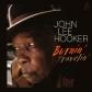 JOHN LEE HOOKER:BURMIN/TRAVELIN(9BT SOLLD ORANGE YELLOW MI