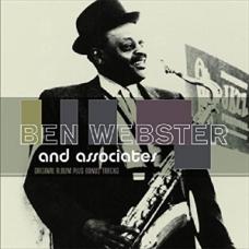 BEN WEBSTER & ASSOCIATES:BEN WEBSTER & ASSOCIATES +1 (LP)-IM