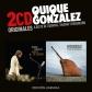 QUIQUE GONZALEZ:AJUSTES DE CUENTAS / AVERIA Y REDENCION (2CD