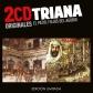 TRIANA:EL PATIO (40 ANIVERSARIO) / HIJOS DEL AGOBIO (2CD ORI