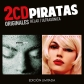 PIRATAS, LOS:RELAX / ULTRASONICA (2CD ORIGINALES)