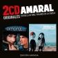 AMARAL:ESTRELLA DE MAR / PAJAROS EN LA CABEZA (2CD ORIGINALE