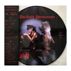 PARALISIS PERMANENTE:EL ACTO (PICTURE DISC) -RSD SINGLE 2020