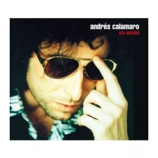 ANDRES CALAMARO:ALTA SUCIEDAD (VINILO 180GR+CD) -SINGLE 2020
