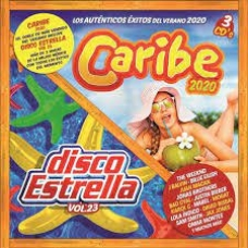 VARIOS - CARIBE 2020 + DISCO ESTRELLA VOL.23 (3CD)