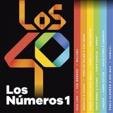 VARIOS - LOS Nº1 DE 40 PRINCIPALES 2020 (2CD)