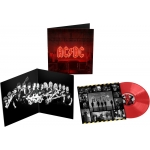 AC/DC:POWER UP (EDIC. ROJO OPACO) -LP-
