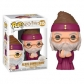 ARTICULOS REGALO:FIGURA POP HARRY POTTER DUMBLEDORE WITH BA
