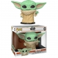 ARTICULOS REGALO:FIGURA POP STAR WARS MANDALORIAN YODA THE C
