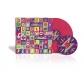 PEGATINA:DARLE LA VUELA (CD+LP ROSA)