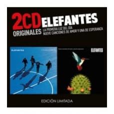 ELEFANTES:LA PRIMERA LUZ/NUEVE CANCIONES (2CD ORIGINALES)