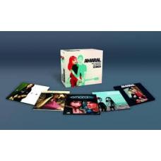 AMARAL:SUS ALBUMES DE ESTUDIO 1998-2008 (5CD)