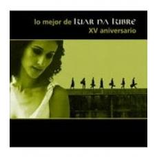 LUAR NA LUBRE:LO MEJOR DE LUAR NA LUBRE  - XV ANIVERSARIO