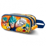 ARTICULOS REGALO:PORTATODO 3D DRAGON BALL SUPER DOBLE