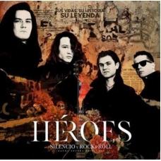 HEROES DEL SILENCIO:SILENCIO Y ROCK & ROLL (2CD)