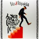 FITO Y LOS FITIPALDIS:HUYENDO CONMIGO DE MI (LP+CD)