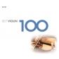 VARIOS - 100 BEST VIOLIN (6CD) -IMPORTACION-