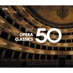 VARIOS - 50 BEST OPERA (3CD) -IMPORTACION-